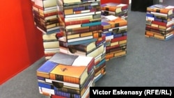 Книжная ярмарка во Франкуфрте считается одним из главных ежегодных событий в мире книгоиздательства