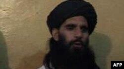 """Техрик-е Талибан Пәкістан"""" ұйымының басшысы міндетін атқарушы Асматулла Шахин."""