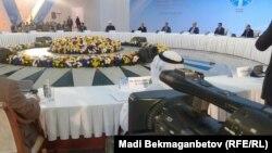 15-е заседание секретариата Съезда лидеров мировых и традиционных религий. Астана, 1 июня 2016 года.