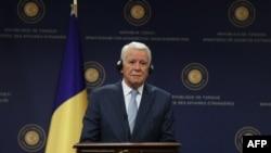 Teodor Meleșcanu mai avea nevoie de un singur vot pentru a obține funcția de președinte al Senatului din primul tur