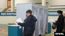 К середине дня в сельских районах Томской области проголосовало от сорока до 56%, а в городе около 30%
