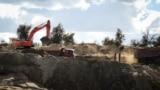 Добыча токсичного песка в Керчи