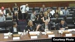جلسة استماع للكونغرس الأميركي عن الأقليات في العراق والشرق الأوسط