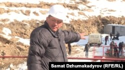 Саматбек Жакыпбеков