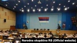 Sjednica Narodne skupštine RS, ilustrativna fotografija