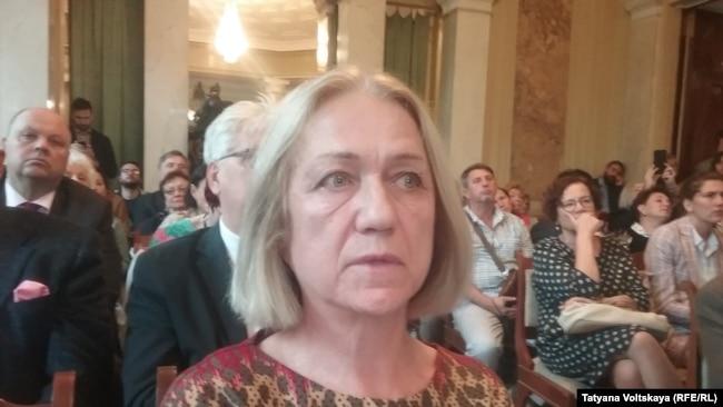 Наталия Александровна Адамович