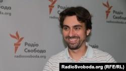 Олексій Гнатковський, актор, куратор театральної програми Porto Franko-2018
