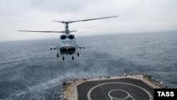 Ка-29 тікұшағы.