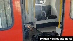 Возот во кој изби пожар во лондонското метро