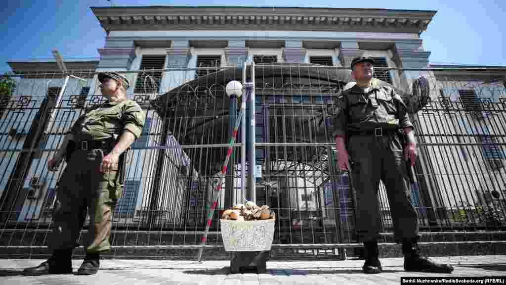 Сенцов вимагає звільнити всіх українських політв'язнів, які перебувають у російських в'язницях