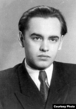 Міхал Дубянецкі. 1957 г.