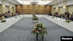 قادة سياسيون في أربيل