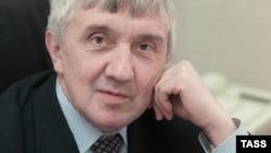 Журналист Юрий Щекочихин. 2003 жылдың шілдесі.