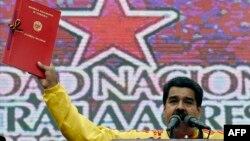 Președintele Nicolas Maduro
