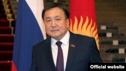 Асилбек Жээнбеков