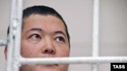 Sanjar Bakiev, the nephew of former Kyrgyz President Kurmanbek Bakiev