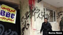 منزل مهدی کروبی در تهران