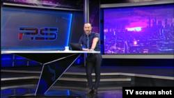 Телевизионният водещ Гиорги Габуния