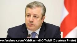 Премьер-министр Грузии Георгий Квирикашвили.