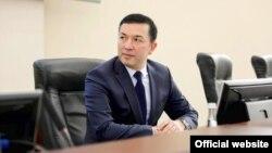 Председатель Государственного налогового комитета Узбекистана. Фото с сайта ГНК.