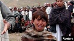 تقاضاها برای برسی قضیه کشتار ۳۱ ملکی در غور