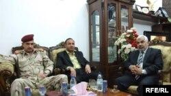 مسؤولون محليون في محافظة كربلاء، العراق