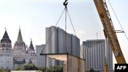 Закрытие Измайловского рынка в Москве громко отозвалось в Пекине