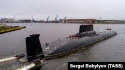 Северодвинск, военно-морская база Северного флота РФ, июль 2019 года