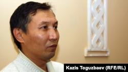 Екпін Шардаров, Желтоқсан оқиғасына қатысушы. Алматы, 4 қаңтар 2012 жыл