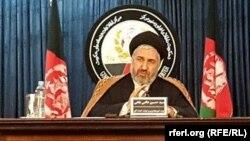 سید حسین عالمی بلخی وزیر مهاجرین و عودت کنندگان افغانستان