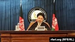 سید حسین عالمی بلخی وزیر مهاجرین و عودت کنندگان