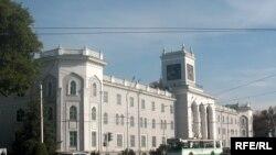 Tajikistan's national museum
