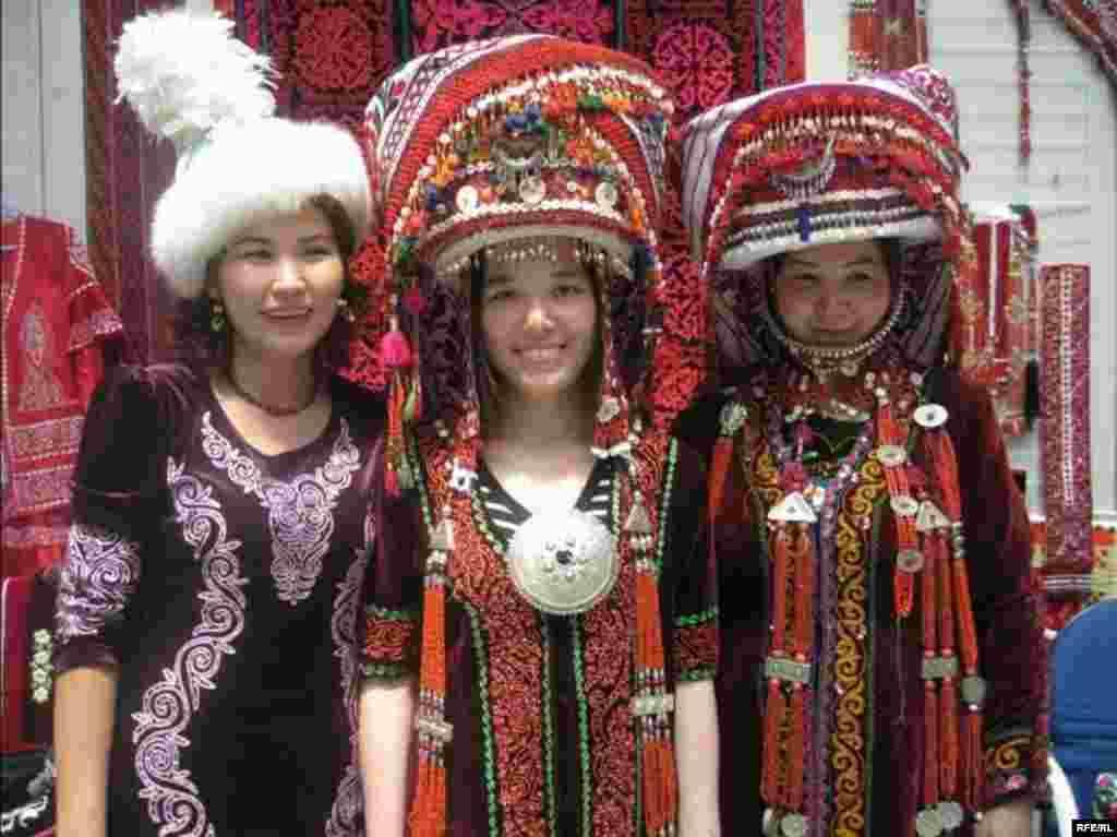 Кытайдагы кыргыз мурастары #8
