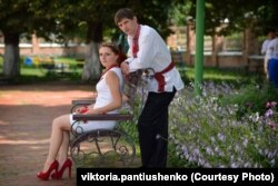 Вікторія та Богдан Пантюшенки, 2013 рік