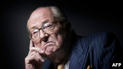 Jean-Marie Le Pen, imagine de arhivă.