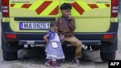 Փախստական երեխաներ Եվրոպայում, արխիվ