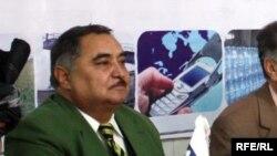 جوانشیر حیدری سینماگر معروف افغانستان