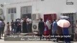 Türkmenistanda azyk nobatlarynda barha köp nägilelikler eşidilýär