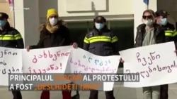 Proteste în Georgia față de restricțiile legate de coronavirus
