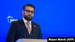 حمدالله محب مشاور امنیت ملی ریاست جمهوری افغانستان