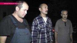 Узбекистан вернул домой захваченных работников киргизской радиовышки Унгар-Тоо