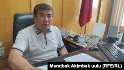 Бактыбек Алайчиев.