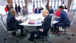 Францияда шов-шувли G7 саммити поёнига етди