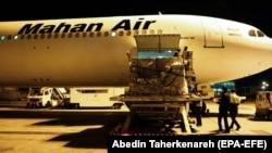 ورود واکسنهای سینوفارم چین به فرودگاه امام خمینی تهران