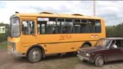 Башкортстанның Толпар авылы балалары 60 чакрымдагы мәктәптә укый