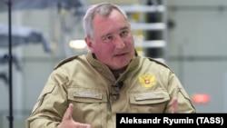 Дмитрий Рогозин - раҳбари Роскосмос