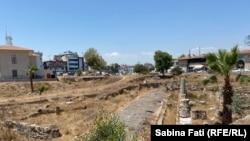 Drumul roman din Tarsus, secolul 1 d. Hr.