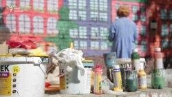 Прощавайте, сірі стіни! Учні у Львові змінили подвір'я власної школи (відео)