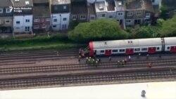 Evakuacija iz londonskog metroa
