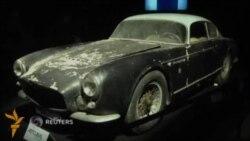 Францияда ташландиқ ретро автомобиллар автосалонга қайтарилди